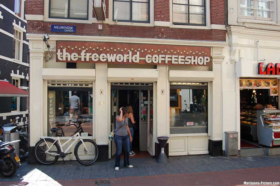 how to open a coffeeshop in amsterdam